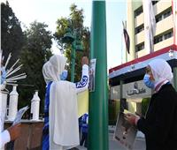 إطلاق مبادرة الحفاظ على نظافة الشوارع في قنا