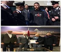 «أحدهما لم يتجاوز الـ13 عاماً».. مصريان ينقذان إيطاليا من كارثة
