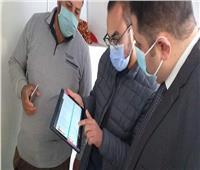 نائب محافظ القاهرة يتفقد سيارات العيادة المتنقلة لصرف علاج كورونا