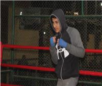 أحمد عثمان يفوز على لاعب الترسانة ويتأهل لدور الـ16 من بطولة الجمهورية للملاكمة
