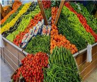 ارتفاع أسعار الخضروات في سوق العبور اليوم ٢٥ يناير