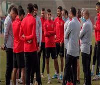 الأهلي يجري تدريبه الأخير قبل السفر لكأس العالم للأندية
