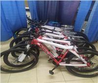 الرياضة: توزيع 900 دراجة في المرحلة الثالثة لمبادرة «دراجتك.. صحتك»
