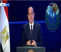 السيسي: الانتهاء من مشروع تطوير قرى الريف المصري خلال 3 سنوات