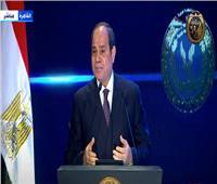 «أرجو ألا تكون هذه الكلمة مؤلمة».. السيسي يوجه رسالة للمصريين وأصحاب الأعمال
