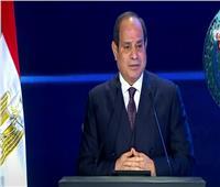 فيديو| السيسي: تطوير الريف فرصة عظيمة لدفع الصناعة المصرية