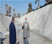 وزير الري:المشروع القومي لتأهيل الترعسيغير قرى مبادرة «حياه كريمة»