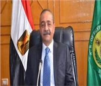 محافظ الإسماعيلية يهنئ الرئيس السيسي بعيد الشرطة وذكري ثورة 25 يناير
