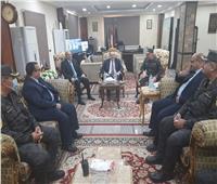 في عيدها الـ69.. محافظشمال سيناء يهنئ رجال الشرطة بخطاب حماسي.. فيديو