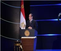 رسائل الرئيس السيسي للمصريين في عيد الشرطة الـ69 | صور