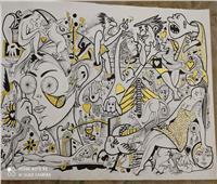«فضفضة من ذهب» للفنان سعيد بدوي في الأوبرا