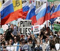 محكمة موسكو: إصدار 30 قرار اعتقال إداري بحق مشاركين في مظاهرات السبت