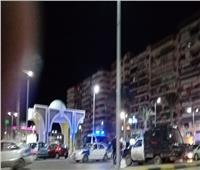 تشديدات أمنية في بورسعيد لتطبيق الإجراءات الاحترازية ضد «كورونا»
