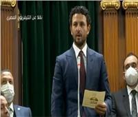 حسام غالي يوجه رسالة في عيد الشرطة