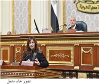 وزيرة الهجرة: استيعاب العمالة العائدة من الخارج في المشروعات القومية
