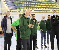الاتحاد ينهي تدريباته استعدادًا لمواجهة الأهلي في «سوبر السلة»