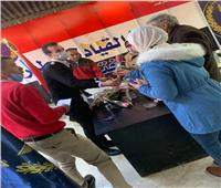 استقبال المواطنين بالورود في «مرور فيصل» احتفالا بعيد الشرطة | صور
