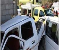 حوادث المنيا في 24 ساعة| ضبط هارب من حكم قضائي وبحوزته سلاح ناري بالمنيا