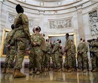 إصابة 200 جندي من الحرس الوطني الأمريكي بكورونا