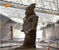 في مثل هذا اليوم... نقل تمثال الملك رمسيس الثاني