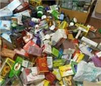 «بسبب المكملات الغذائية مجهولة المصدر».. حبس صاحب محل بالمقطم 4 أيام