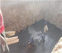 بدء المرحلة الأخيرة من مشروع الصرف الصحى بـ«العلاقى» بأسوان
