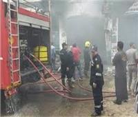 النيابة تطلب تحريات المباحث في حريق «جراج المرج»
