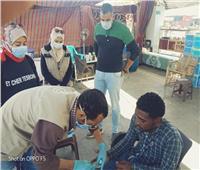 «وحدة الملاريا» تفحص المترددين على الموقف الدولي بـ «وادي كركر»