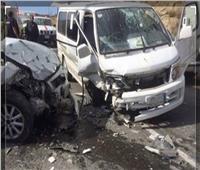 مصرع وإصابة 10 فتيات في حادث تصادم بالمنصورية
