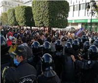 اندلاع احتجاجات جديدة في تونس بعد وفاة محتج
