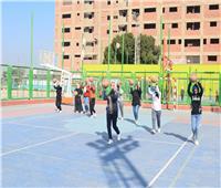 «نوعية سوهاج» تفتتح معسكرها التدريبي الأول «صحتك في الرياضة» | صور