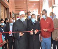 محافظ الغربية يفتتح مسجد و٣ محطات للصرف الصحي بمركز قطور