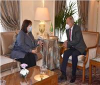 أبو الغيط يطلب من أوروبا «إحياء السلام» بين فلسطين وإسرائيل