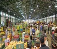 كواليس افتتاح سوق الجملة بمدينة السادات وأهم السلع المتاحة | فيديو