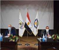 رئيس جامعة بني سويف: ملتزمون بسرعة إعلان جداول امتحانات الفصل الدراسي الأول