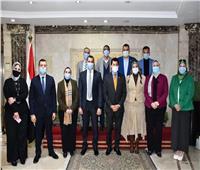 وزير الشباب يناقش إطلاق النسخة الثالثة من أولمبياد الطفل المصري