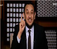 رمضان عبد المعز: إذارضي الله عنعبده يسر له أمر دنياه وآخرته