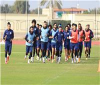 جماهير المصري تطالب الفريق بالفوز على الإنتاج الحربي