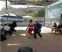 ملاكم المنيا يدخل المربع الذهبي لبطولة الجمهورية