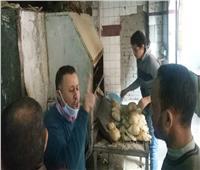 تموين الإسماعيلية تفحص شكوى المواطنين من أحد المخابز
