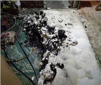 صور|«في بيتنا جن» اشتعال النيران في عقارين بأسوان 12 يوما