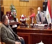 تكريم أكثر من ٣٠٠ قيادة على المعاش من رجال الأمن ببورسعيد