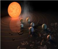 دراسة جديدة:كواكب (ترابست - 1) السبعة متشابهة !!