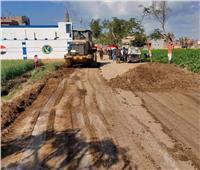 حوار مجتمعي وتنسيق مكثف لتطوير 68 قرية في أسوان
