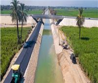 «السعدي»: شبكة أطوال الترع بمصر تبلغ 33 ألف كيلو متر