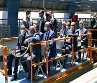 مدبولي: مصر تبني تاريخاً جديداً في البنية الأساسية وشبكة النقل الجماعي