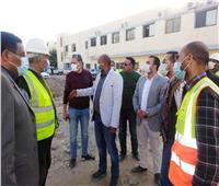 تطوير ورفع كفاءة 11 مستشفى بأسوان