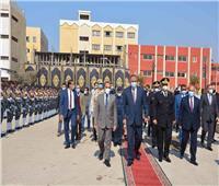 نائب محافظ المنيا يشهد احتفال مديرية الأمن بالعيد الـ69  للشرطة المصرية