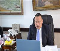 مناقشة خطة جامعة الإسكندرية خلال الامتحانات