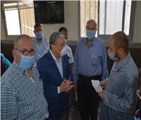 صور.. محافظ المنيا: استقبال 161 ألف طلب للتصالح في مخالفات البناء